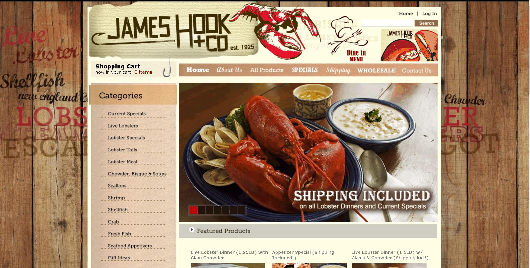 James Hook Lobster & Co