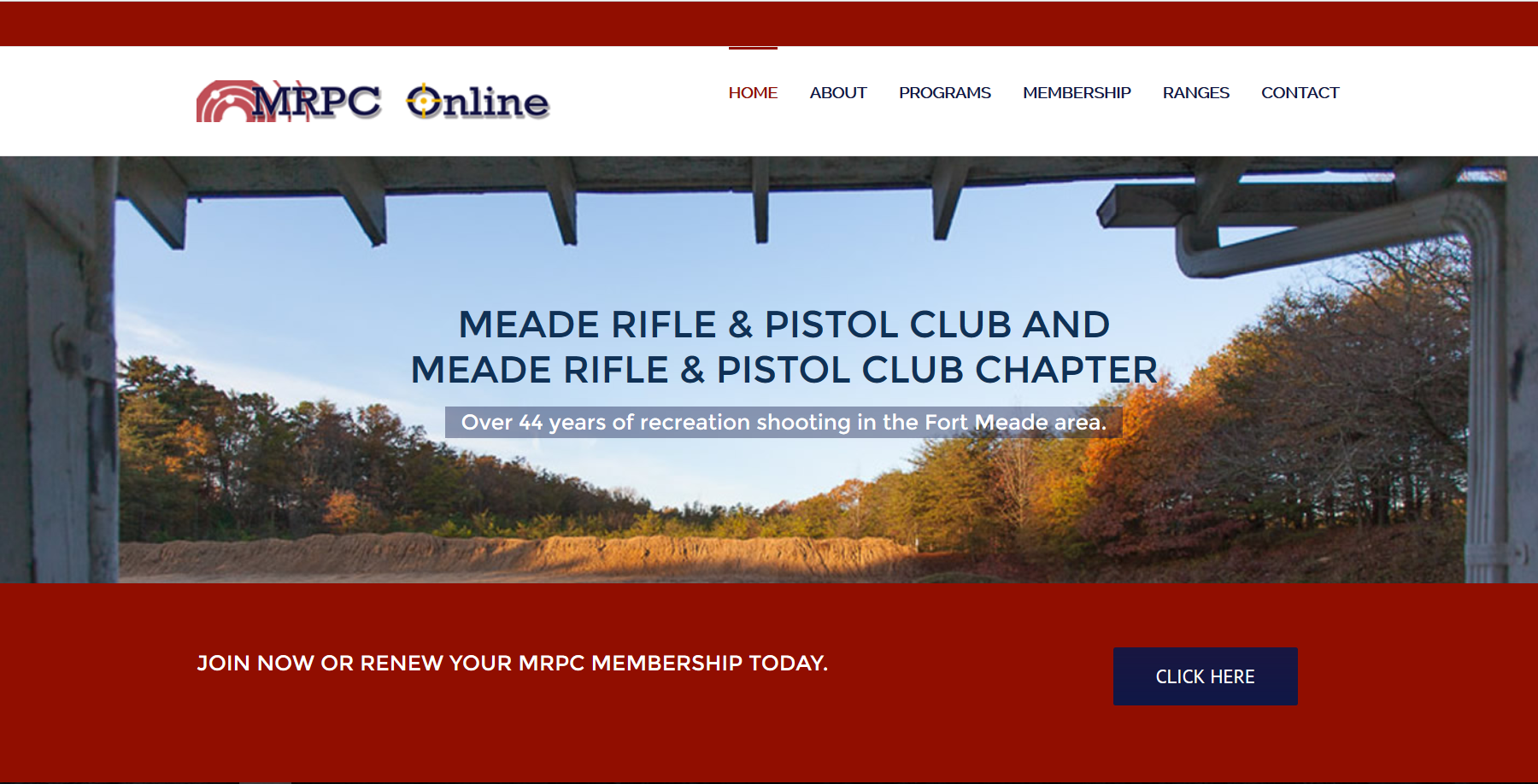 Meade Rifle and Pistol Club