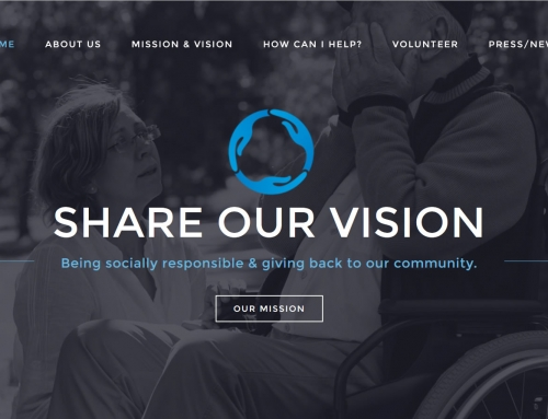 Share Our Vision
