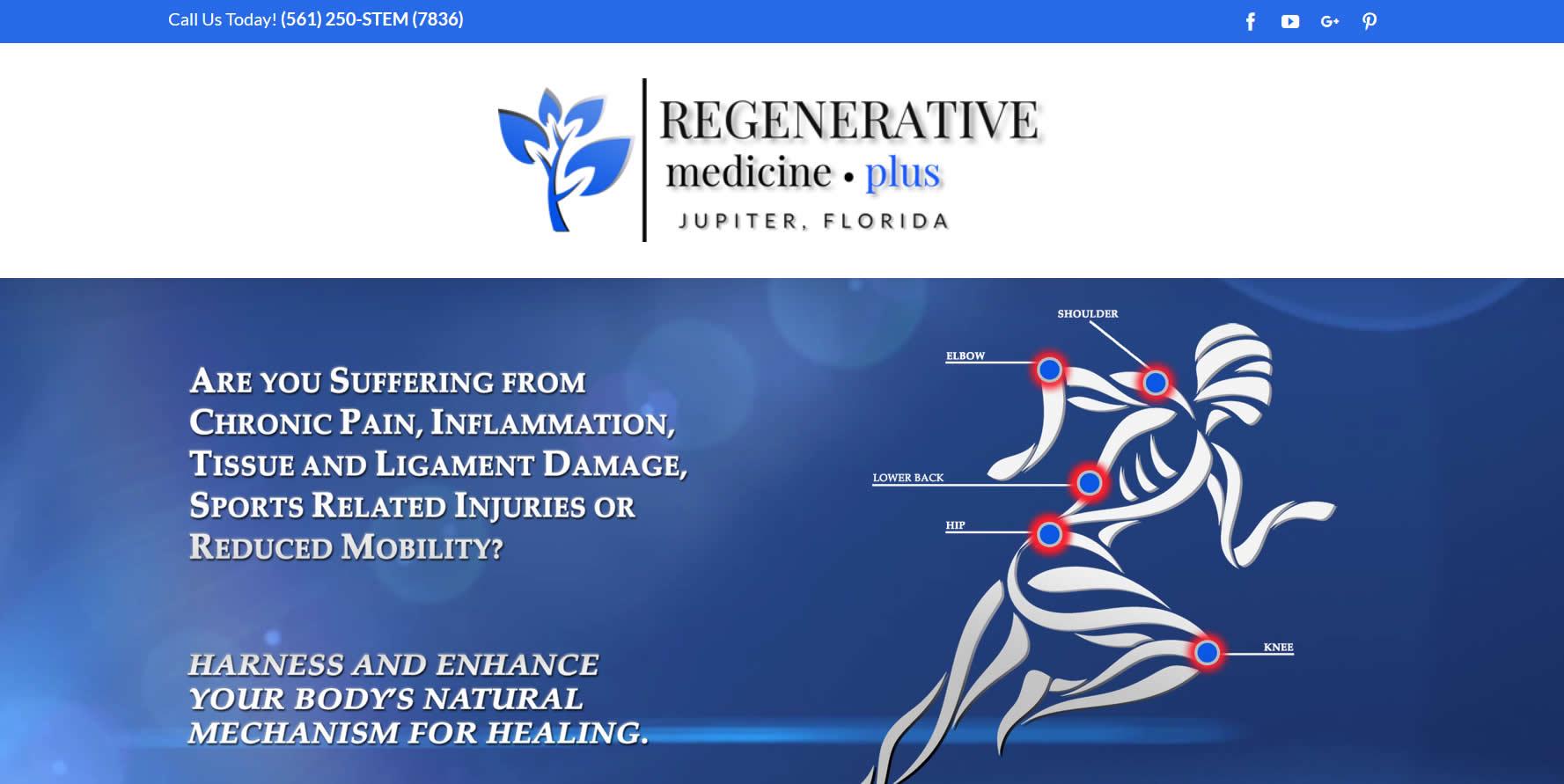 Regenerative Medicine Plus